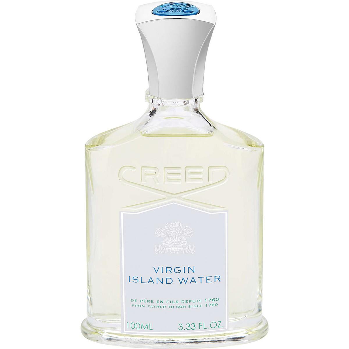 בושם קריד וירג'ין איילנד CREED Virgin Island Water tester