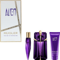 בושם אליאן במארז מתנה MUGLER Alien Gift Set